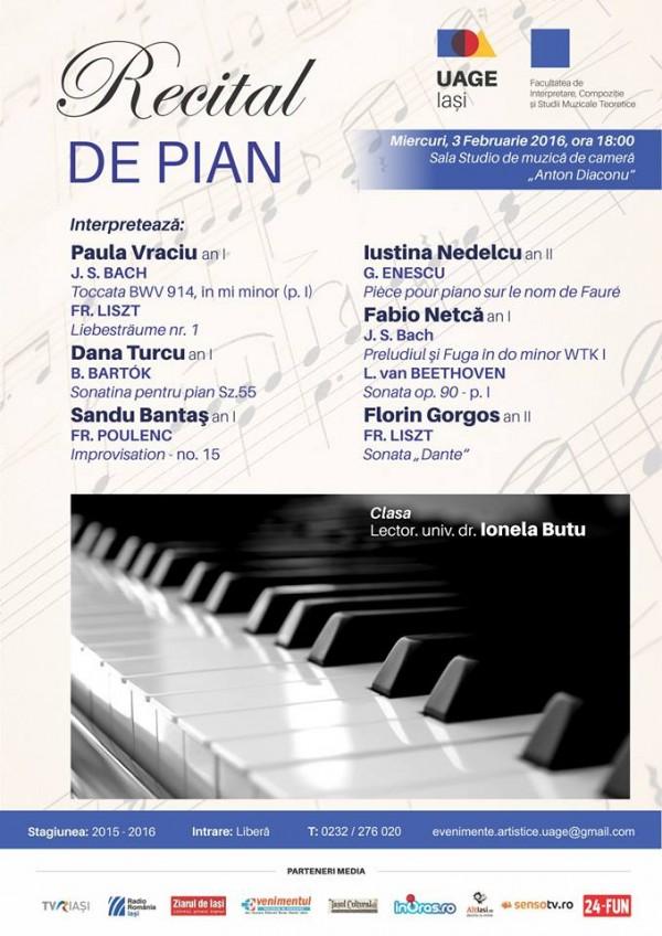 recital pian