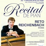 recital pian reichenbach