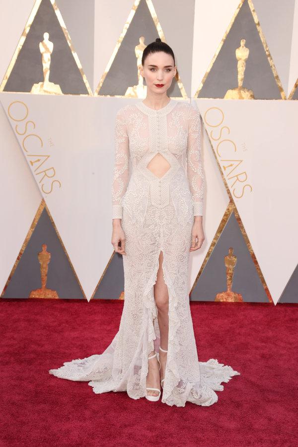 Rooney Mara - Givenchy