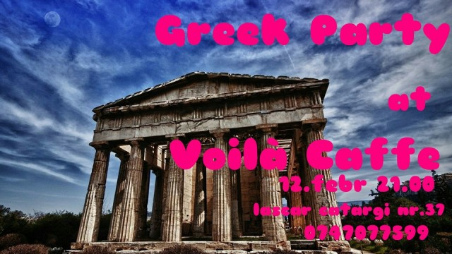 seara greceasca voila
