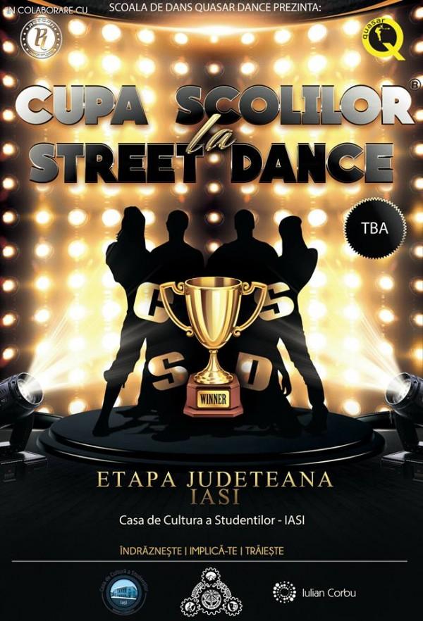 street dance cupa scolilor