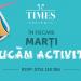 Activity – joc creativ si de comunicare @TIMES