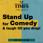 times stand up comedy