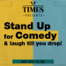Stand Up For Comedy @TIMES