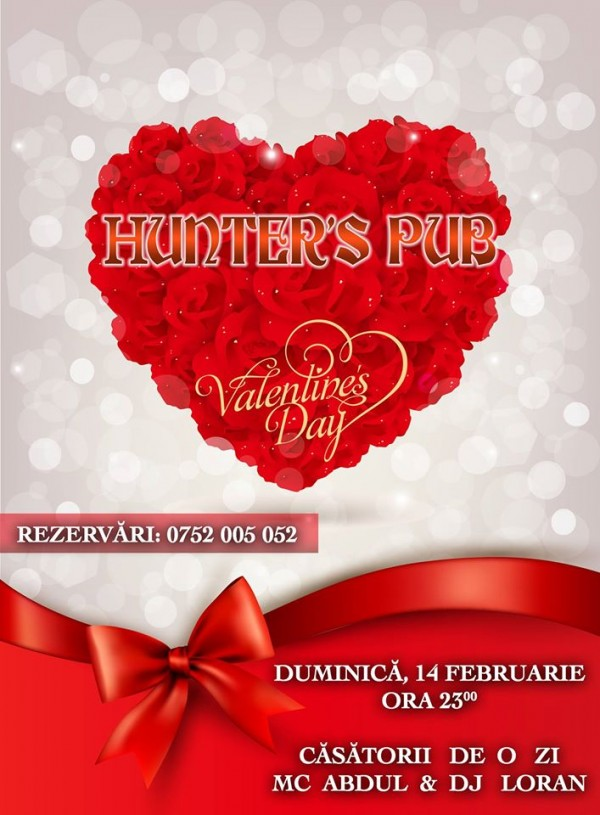 valentines hunters