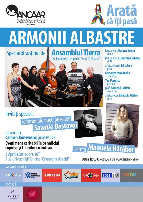 Afis Eveniment Caritabil - 3 Aprilie 2016 - AWORK.cdr