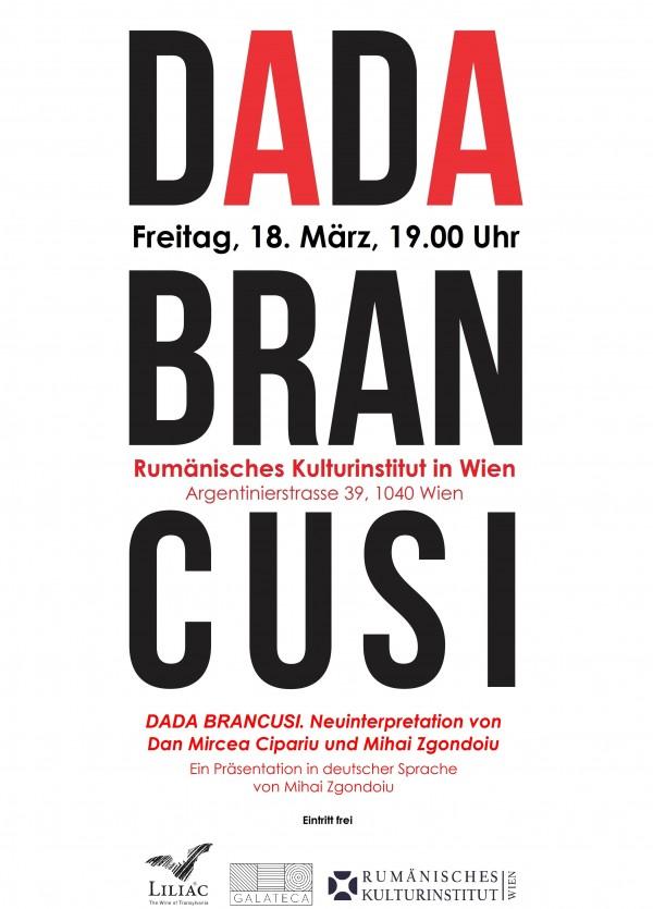 Plakat DADA BRANCUSI
