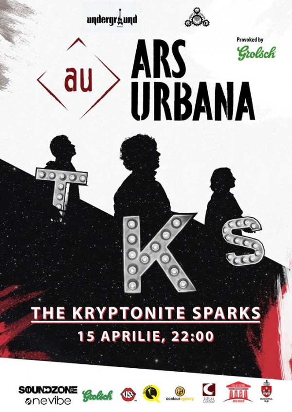 ars urbana -kryptonite sparks