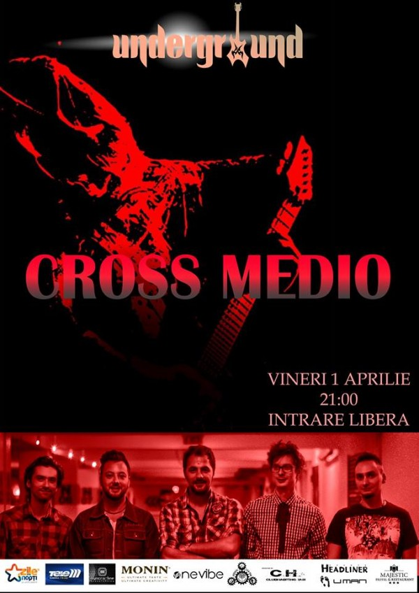 cross medio live-underground