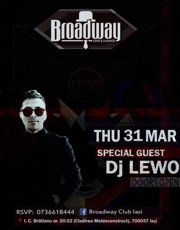 dj lewo-broadway
