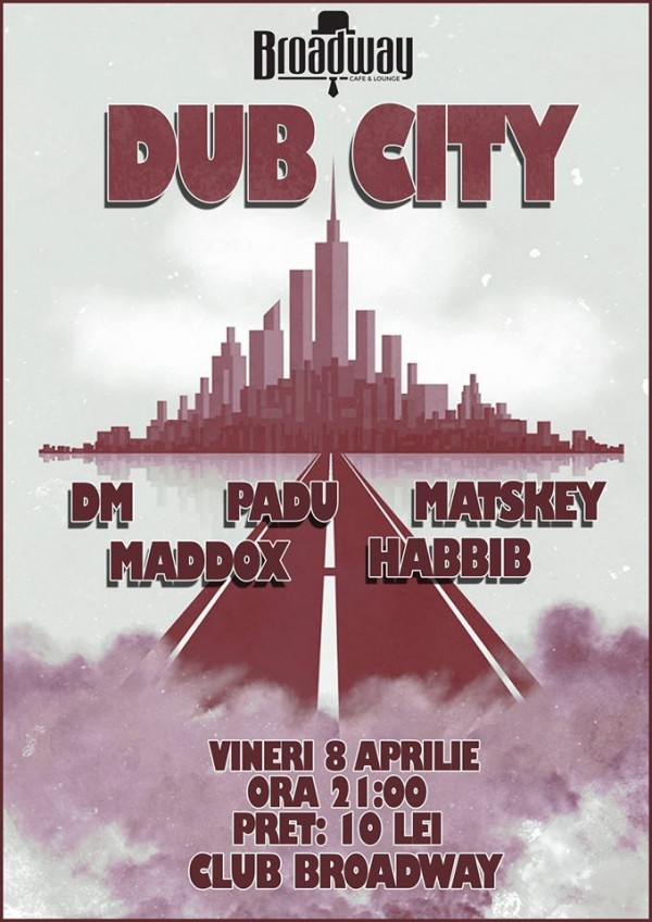 dub city-broadway