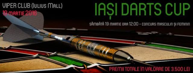 iasi darts cup 2016