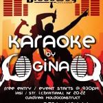 karaoke gina
