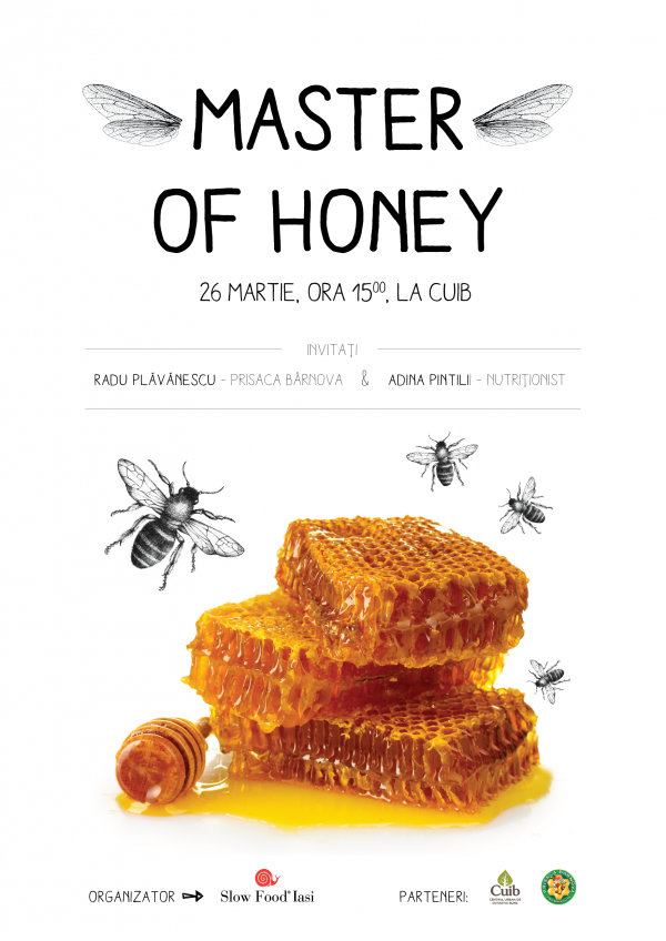 master of honey