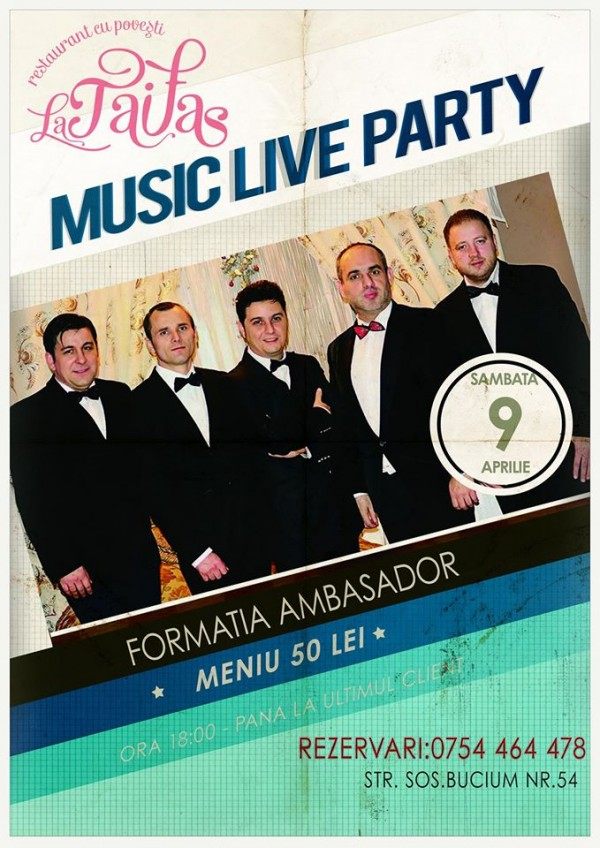 music live party