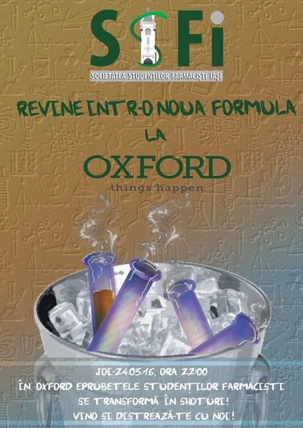 ssfi party-oxford