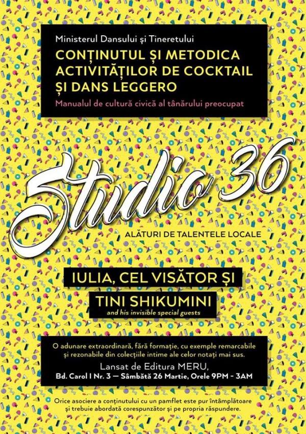 studio 36-meru