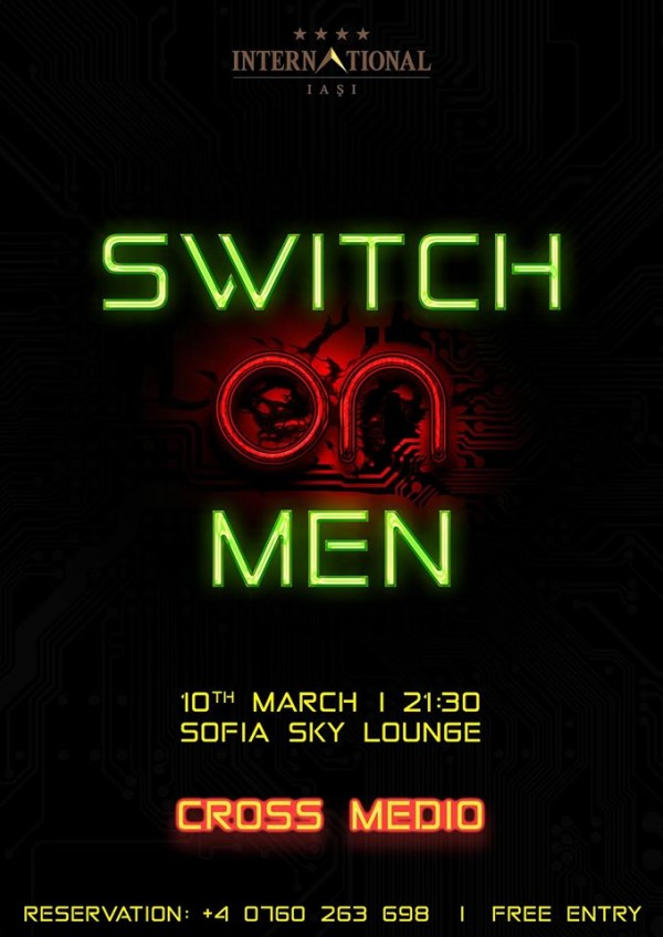 switch on men