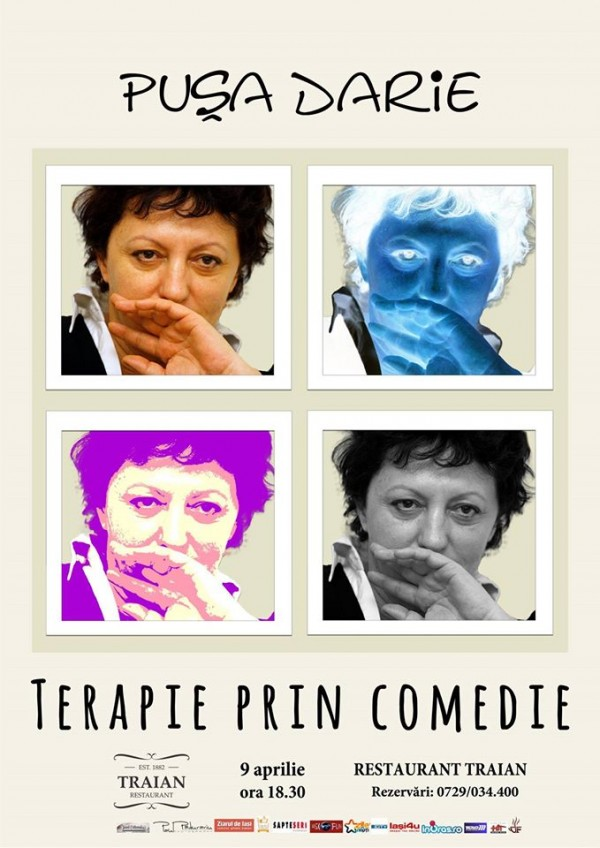 terapie comedie