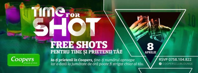 time for shot