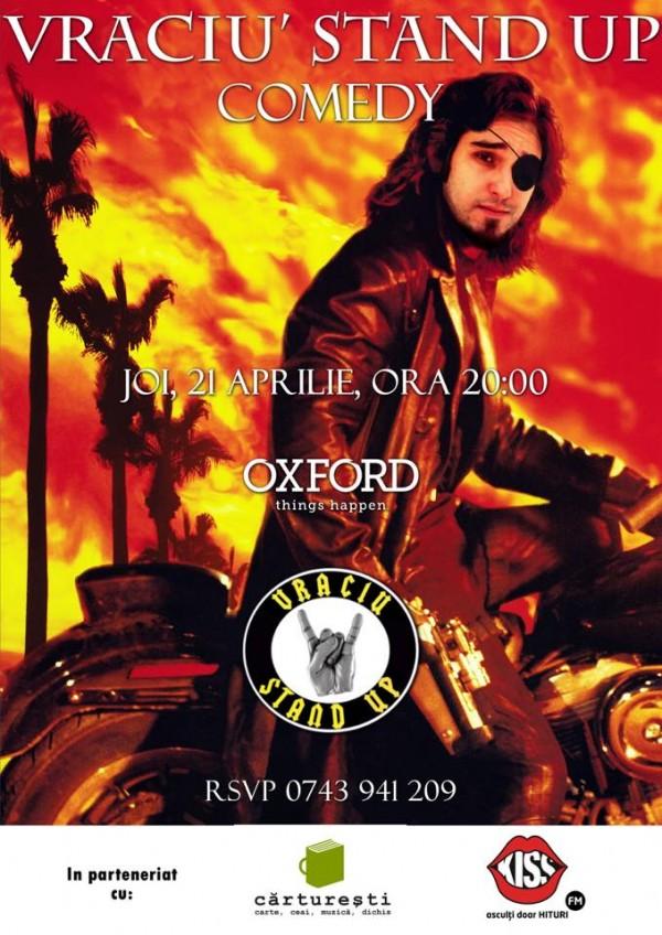 vraciu oxford