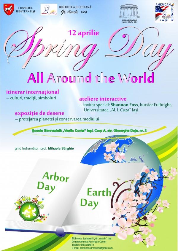 Afis Spring Day