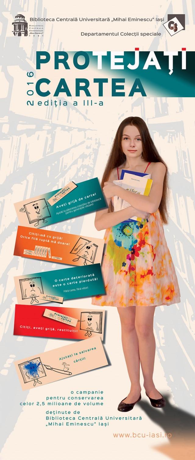 campanie Protejati cartea