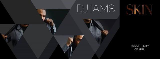 dj iams-skin