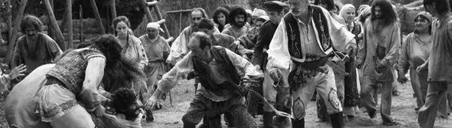 foto film istoric rasnov