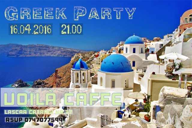 greek party-voila