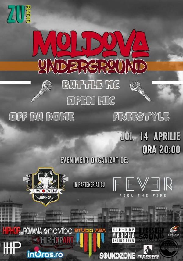 moldova underground