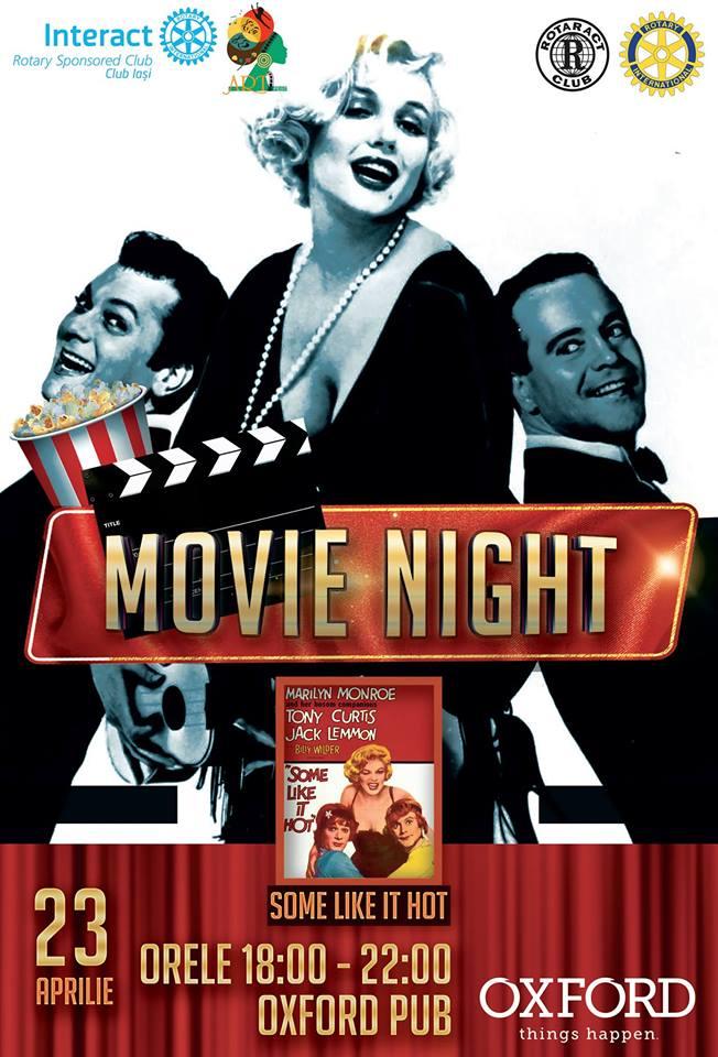 movie night artfest2016