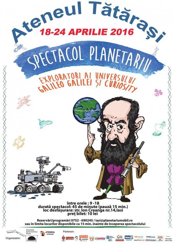 planetariu mobil