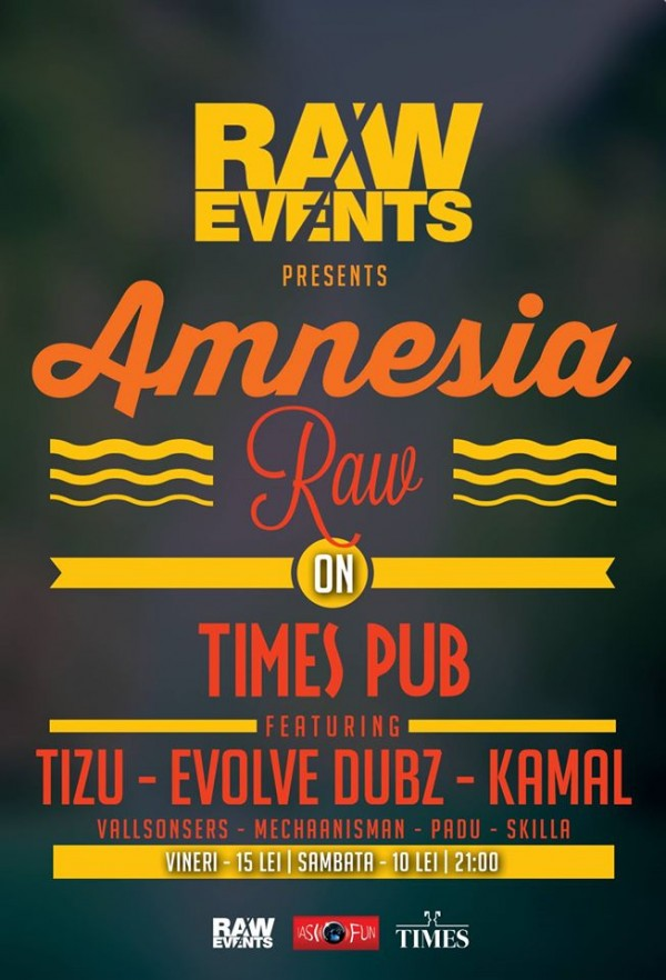raw amnesia