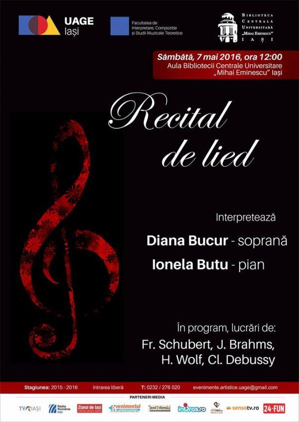 recital lied