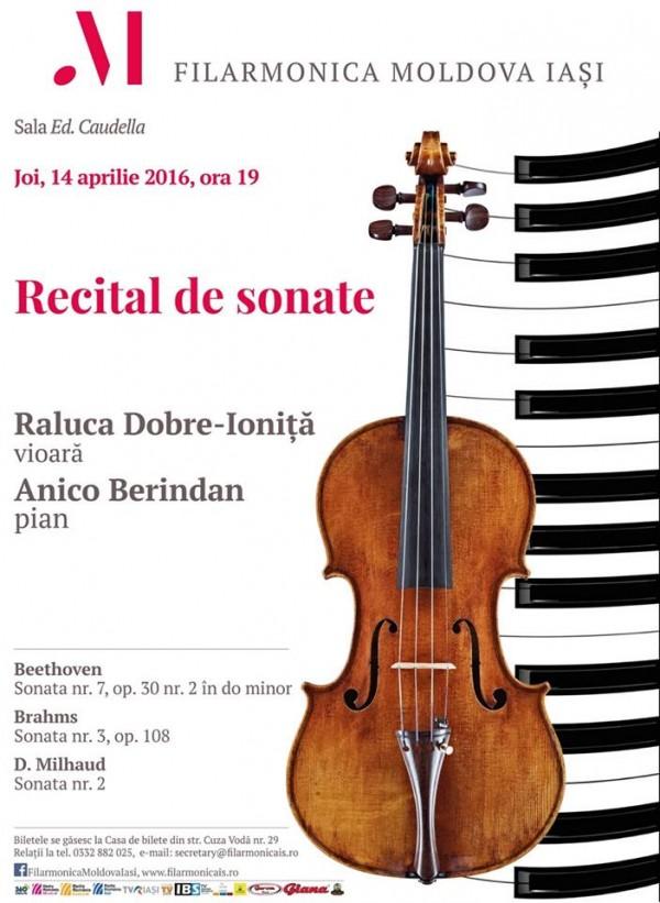 recital sonate