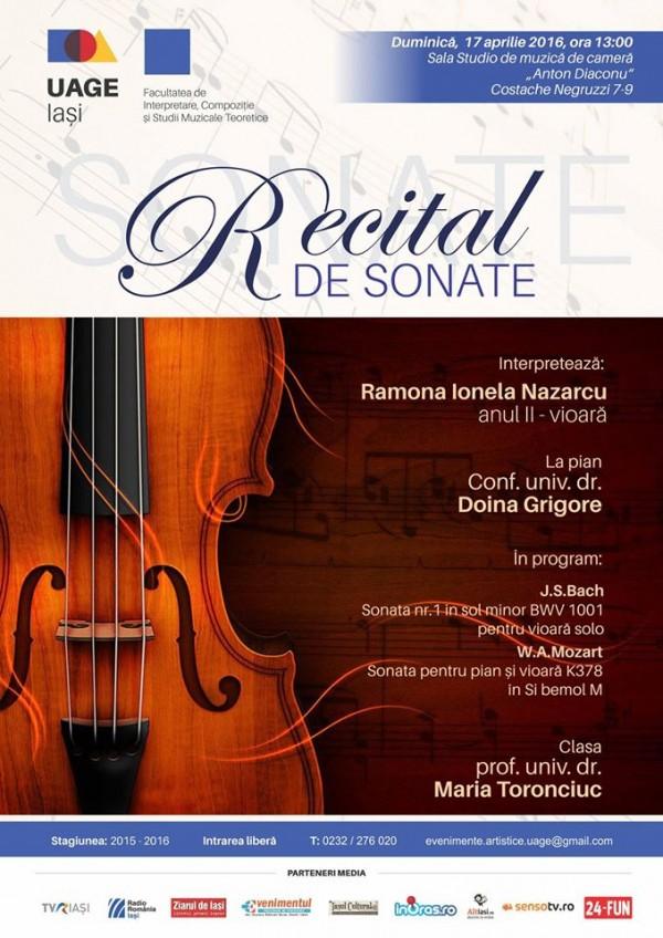 recital sonate-uage