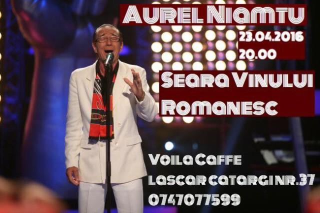 seara vinului romanesc