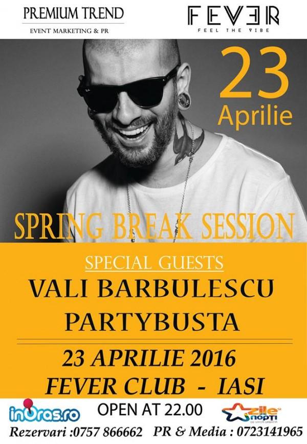 spring break session-fever
