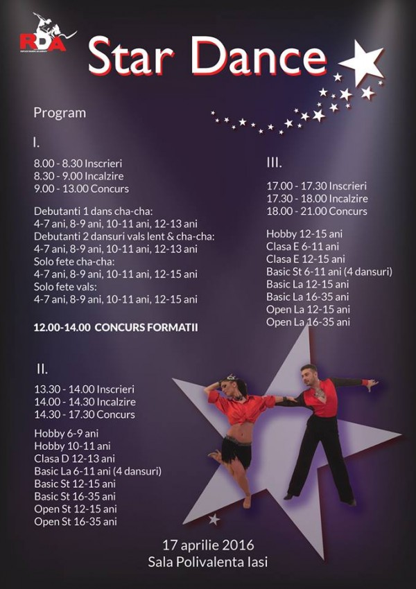 star dance 2016