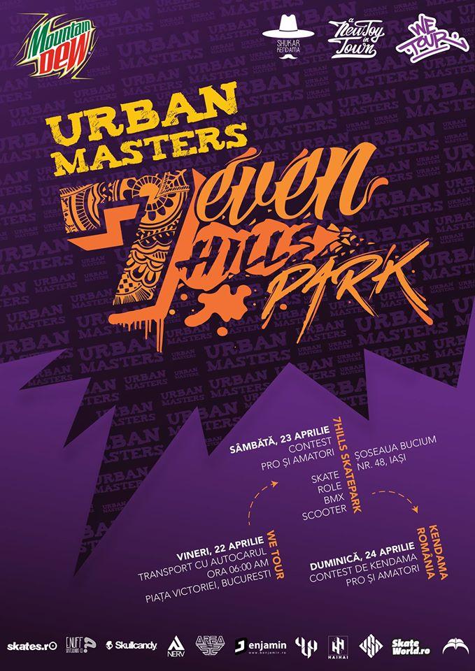 urban masters iasi