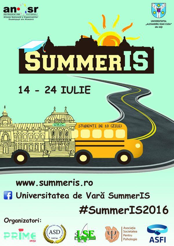 Afis SummerIS