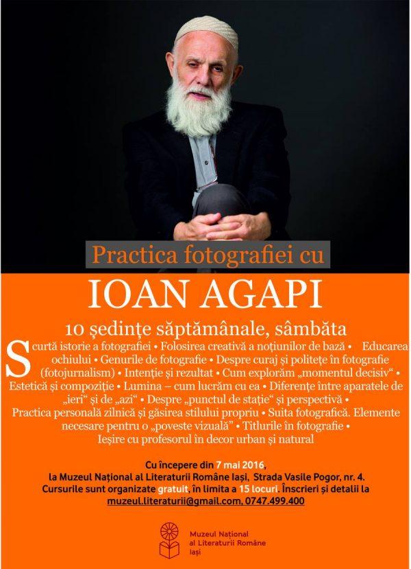 Curs Ioan Agapi
