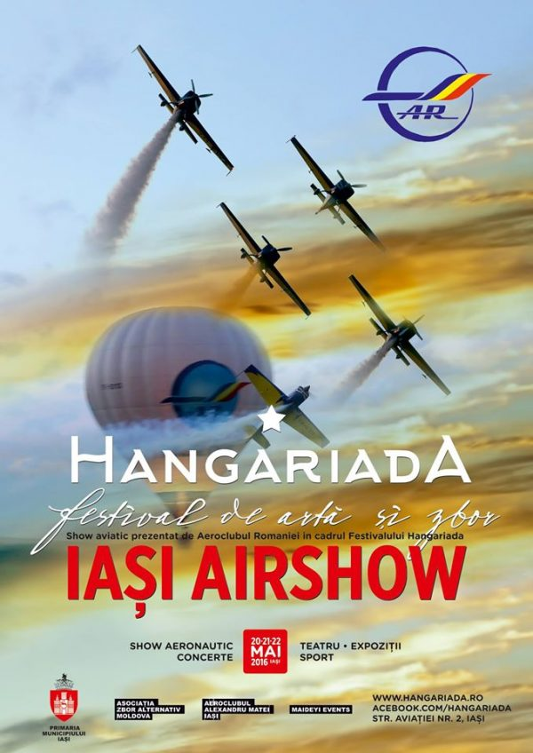airshow hangariada