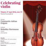 celebrating violin