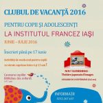 clubul de vacanta institutul francez
