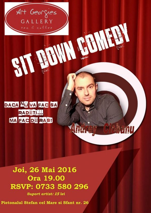 sit down comedy-art georgies