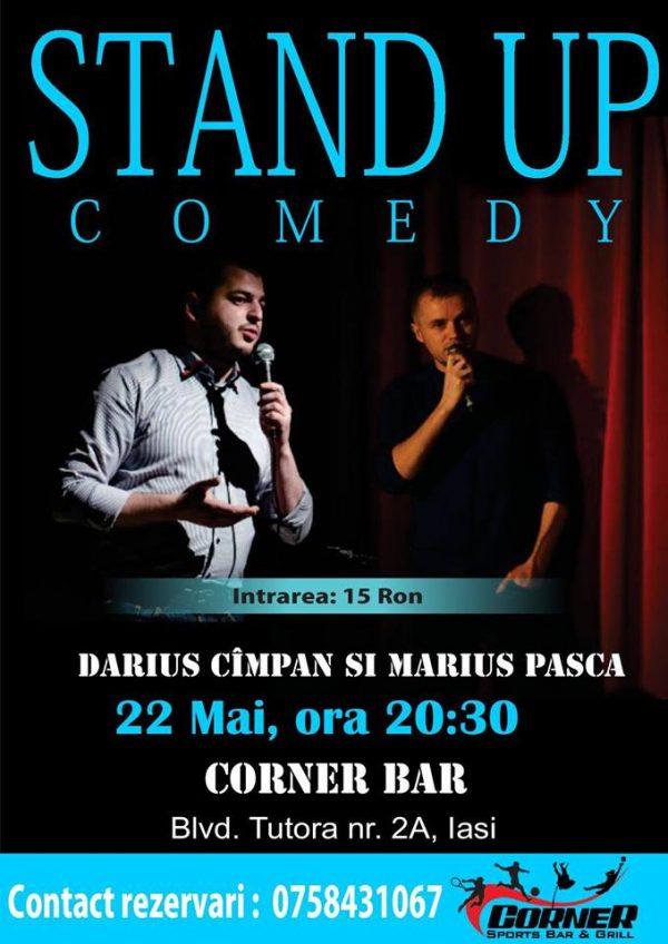 stand up corner