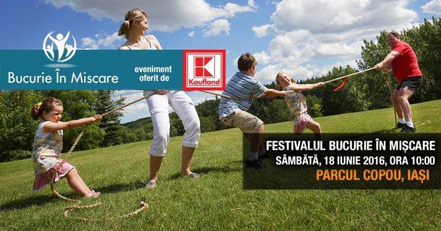 festivalul bucurie in miscare iasi