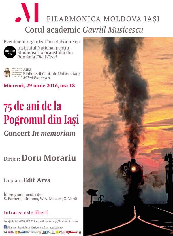 75 ani de la pogrom